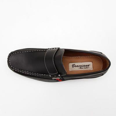大人の春靴!Bracciano イタリアンラインドライビングシューズ | ネットプライス 736163
