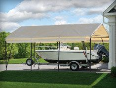 See our full line of portable instant garages, canopies, pop-up canopies, sheds, storage shelters, greenhouses, equine/hay storage and more.