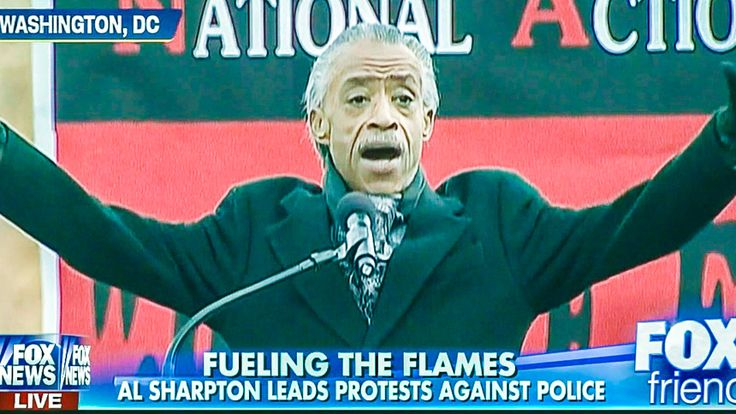 Very al sharpton is an asshole regret, that