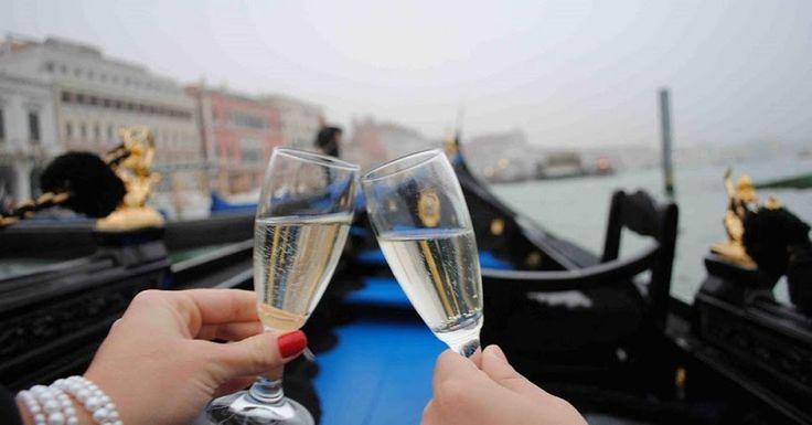 Lua de Mel em Veneza #viajar #viagem #italia