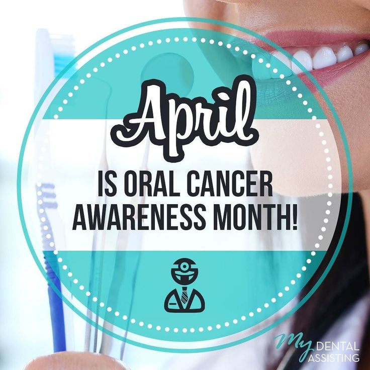 April is Oral Cancer Awareness Month. #dentalassistant #dentalassistants #dentalassistantproblems #dentalassistantlife #CertifiedDentalAssistant #registereddentalassistants #dentalassistantposition #dentalassisting #oralcancer #oralcancerawareness #oralcancerscreening #oralcancerfoundation #oralcancerawarenessmonth #endoralcancer by mydentalassisting Our Oral Cancer Screening Page: http://www.myimagedental.com/services/preventive-dentistry/oral-cancer-screening/ Other Preventive Dentistry…