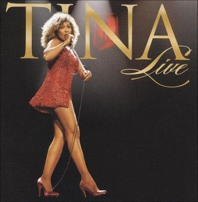 Tina Turner - Tina Live (CD)