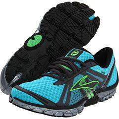 Brooks PureCadence. I think I need more running shoes!