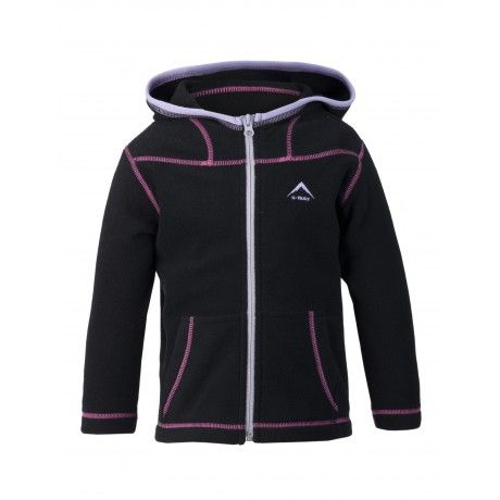 Show them who's boss in this fleece hoodie with nifty zipped pockets. Tell mom that the brushed, medium-weight fleece is anti-pill so it stays as good as new no matter how often you wear it.  www.capeunionmart.co.za