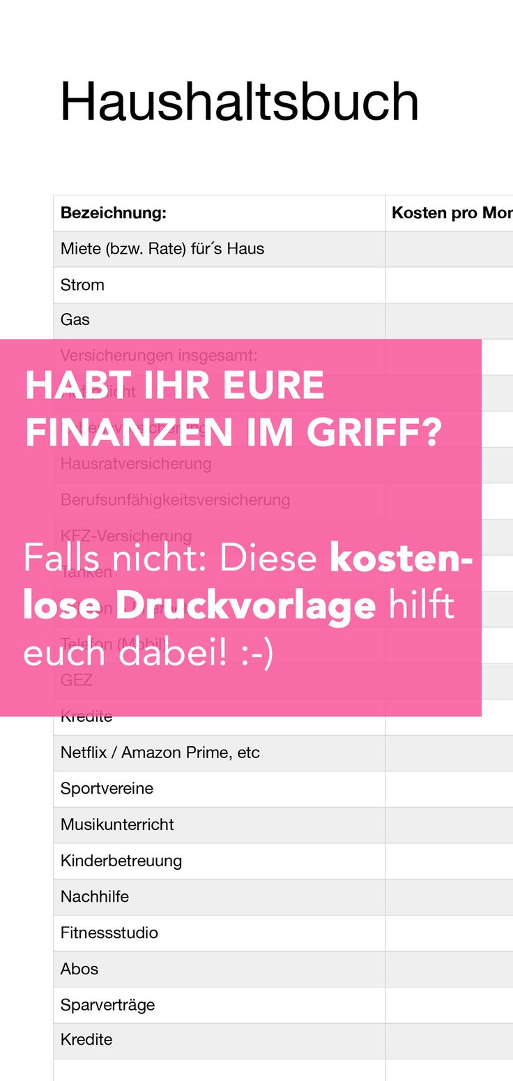 305 best Finanzen images on Pinterest | Finance, Household and Life ...