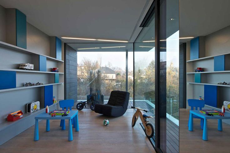 Projekt dětský nábytek od de.fakto