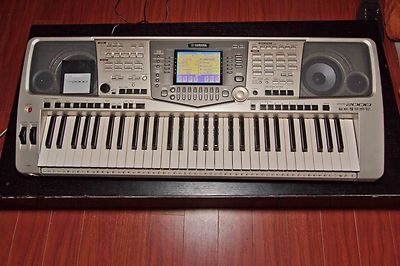 Yamaha PSR 2000 Keyboard EXCELLENT CONDITION
