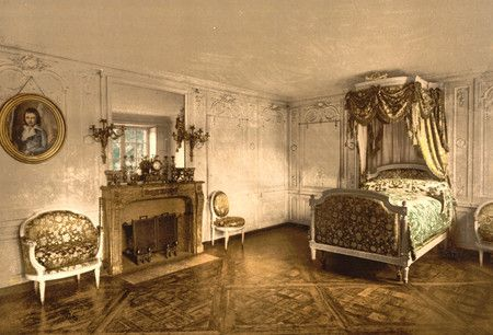 Bedroom of Marie Antoinette at Petit Trianon