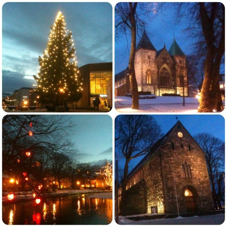 It looks so beautiful in Stavanger region when it's december! #christmastree #regionstavanger #visitnorway