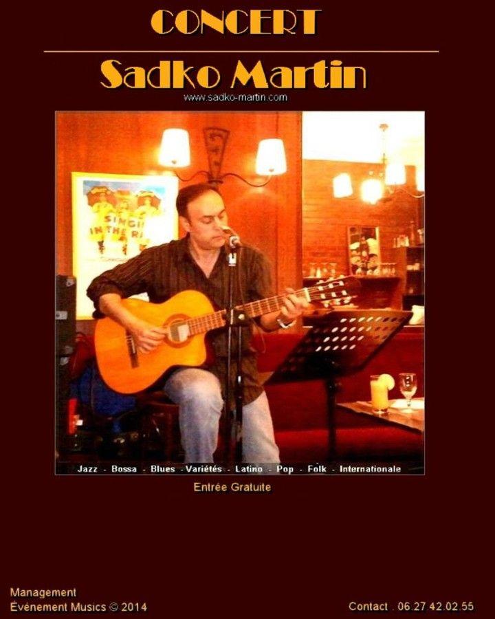 #concert #sadkomartin #portobello  #soirée #chansonsfrançaises