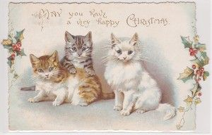 """Helena Maguire. Companion card with sleeping kittens is below (in """"Helena Maguire, 1 of 2"""" board)."""
