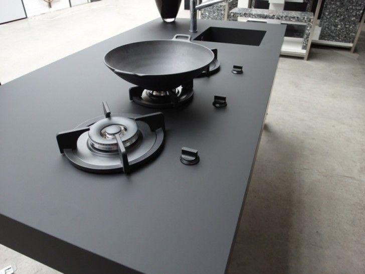 Black Countertop Stove : countertops black countertops stone countertops kitchen countertops ...