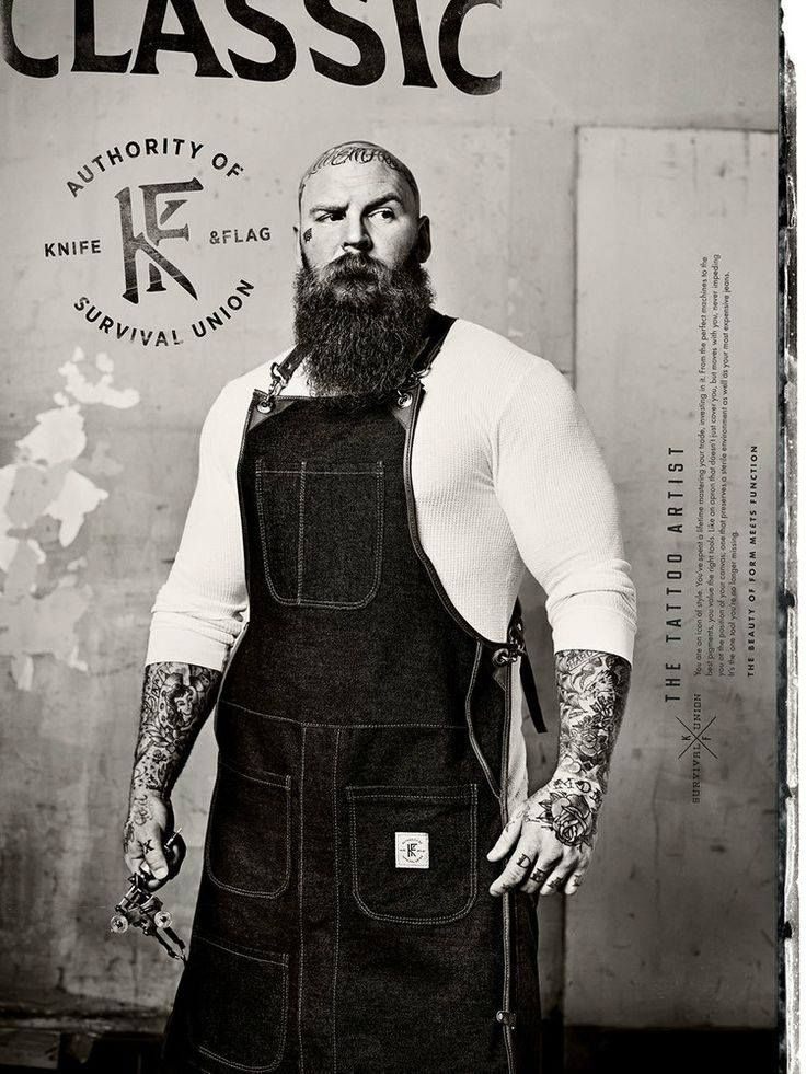 bald men with beards - Google Search