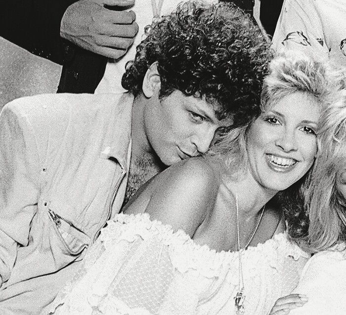 Lindsey Buckingham and Stevie Nicks, Fleetwood Mac