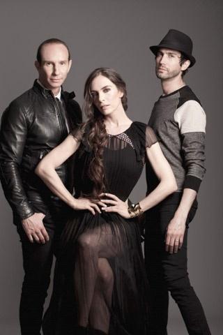 """Sasha, Benny y Erik, ¡sólo faltas tú!  Los ex Timbiriche presentarán su espectáculo """"Primera Fila"""" en el Teatro Metropólitan y los boletos ya están a la venta."""
