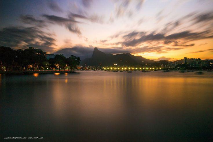 O destaque da semana vai para as paisagens cariocas de Anderson Oliveira Nascimento, aluno do IF.