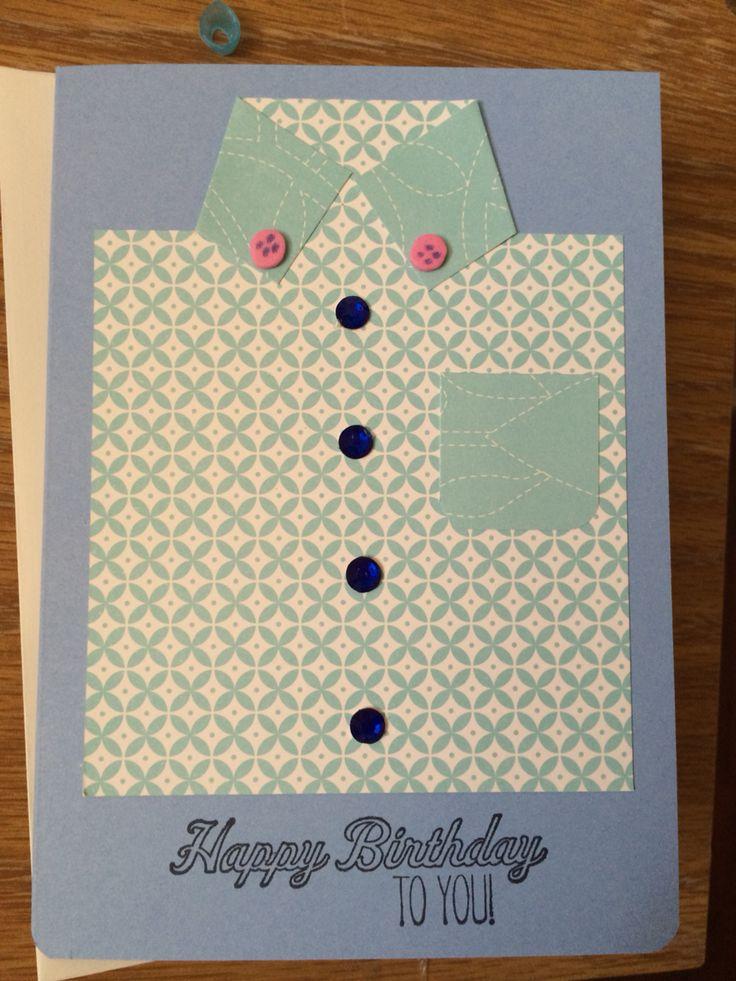 Dad's birthday card - handmadewithlove