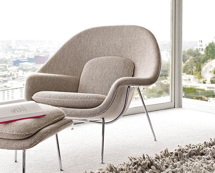 17 Best Images About SPF D Sir E Saarinen Womb Chair 1948 On Pinterest Eer