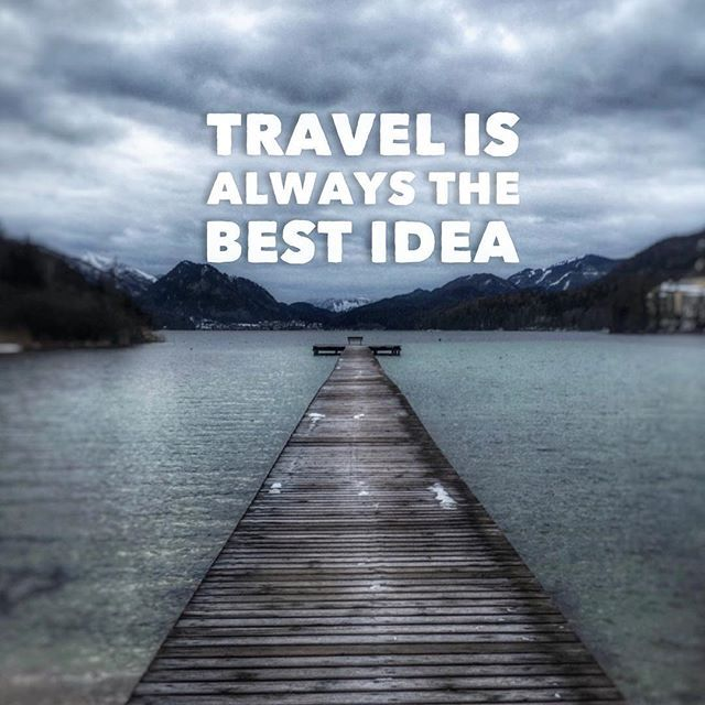 Or is it the only idea...