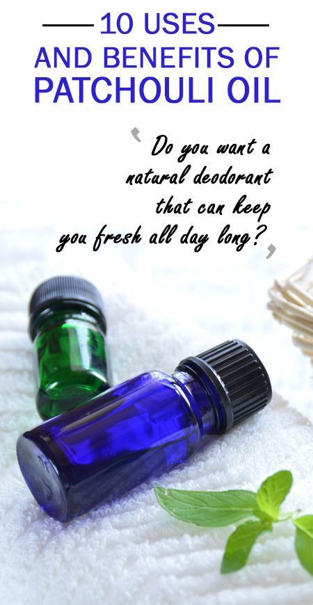 Do you want a natural deodorant that can keep you fresh all day long? Have you ever used patchouli oil? Here is all you need to know about this wonderful oil.