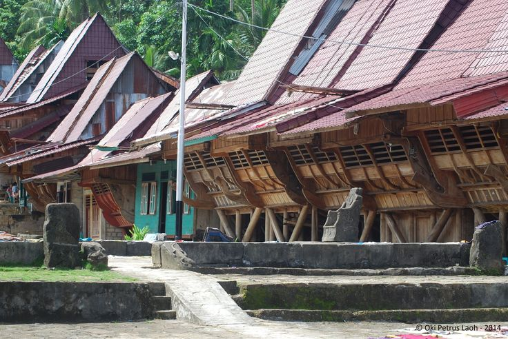 Hilimondregeraya - Potret Situs Megalitik Indonesia | Nias Selatan