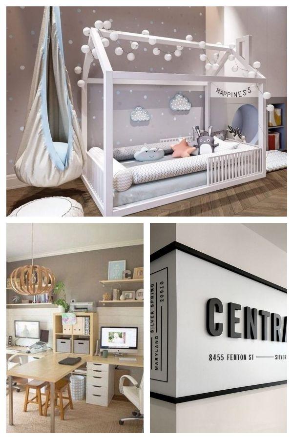 Ein Schones Ruhiges Schlafzimmer Im Montessori Stil Montessori