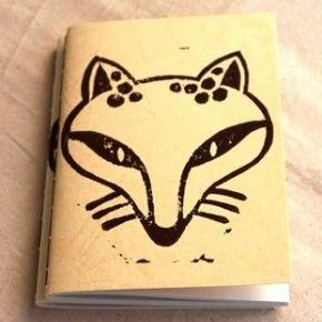 Notebook Fox | Hipbazar.com  #hipbazar