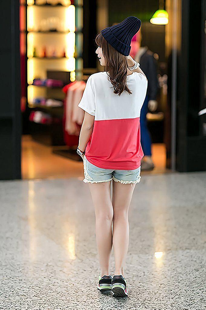 Amazon | ( マゴット ) Maggot レディースTシャツ ゆったり 半袖 ドルマン バットスリーブ きれいめ 選べる 3タイプ 3サイズ ちゃっかり 体形カバー (09 ブルー L サイズ) | Tシャツ・カットソー 通販