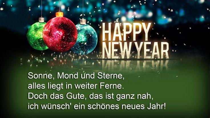 Unsere 30 lustig-schönsten Neujahrswünsche & Silvester-Sprüche 2017 (für WhatsApp & Co.)
