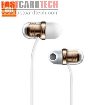 Xiaomi Mi Capsule Half In-ear Earphones with Mic 45 Degrees Earphone Head / Soft Silicone Earbud Tips / On-cord Control