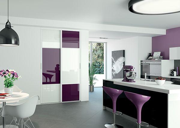 top 25 best placard coulissant ideas on pinterest rail porte coulissante placard porte. Black Bedroom Furniture Sets. Home Design Ideas