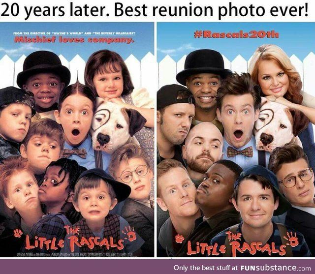 Well now I feel old