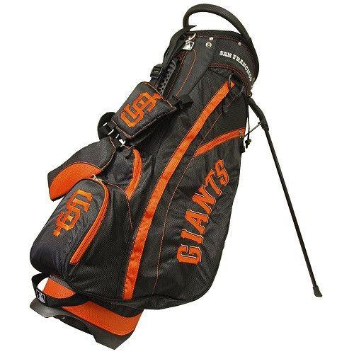 San Francisco Giants Golf Fairway Stand Bag