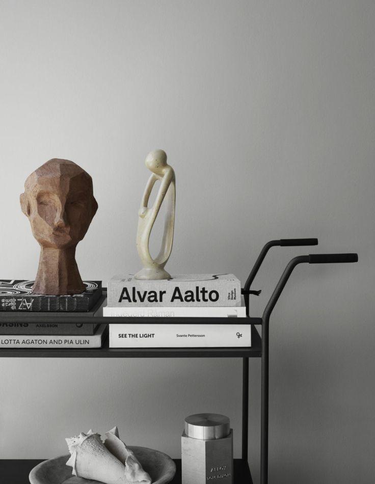 Hemma i designern Annaleenas egenritade hus på Ekerö | Residence