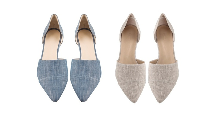 Jenni Kayne - Perfect flats for Spring!