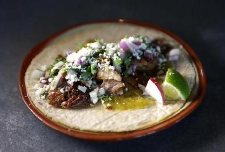 In search of real Mexican tacos in Boston