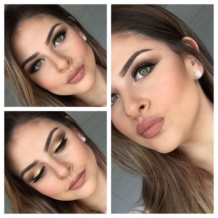 Makeup of the Day: Yellow can be neutral color too by Laanadelrey. #Sephora #MOTD