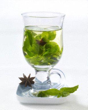 Minz-Anis-Tee (Schlank-Tee)