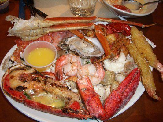 Freddy & Keren 2008 Vegas Seafood Buffet at the Rio | Yelp