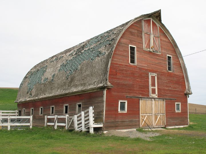 Old Barn WA | Buildings & Places | Pinterest