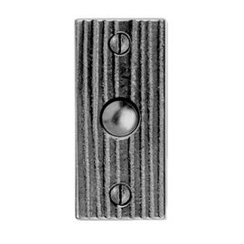 Corduroy Door Bell  Contemporary, Metal, Door by Sun Valley Bronze