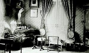 San Telmo Palace. Cabinet