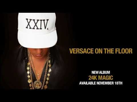 Bruno Mars Slows It Way Down For 'Versace on the Floor': Listen   Billboard