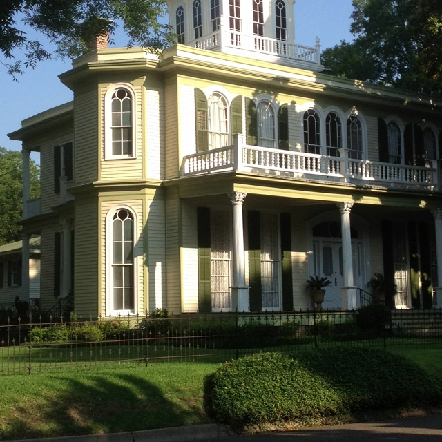 Jefferson Texas Bed And Breakfast Cabins