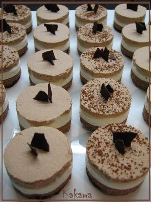 [foto] Mignon con mousse ai tre cioccolati by Kakawa - Pagina 1