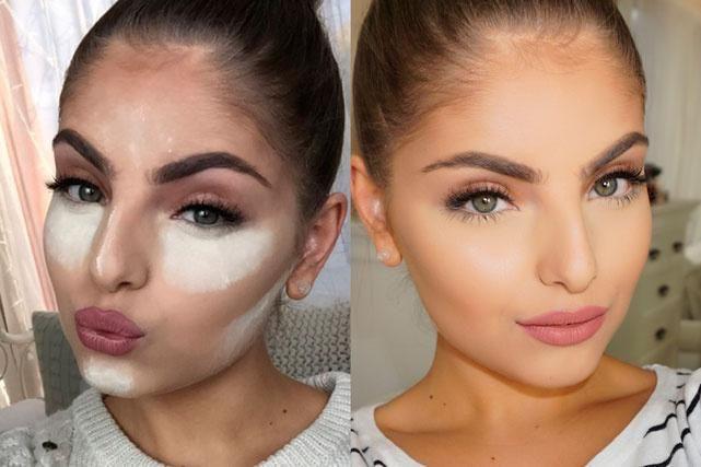 El baking, ¡aprendemos cómo hacer la técnica que está causando furor en el mundo del maquillaje!