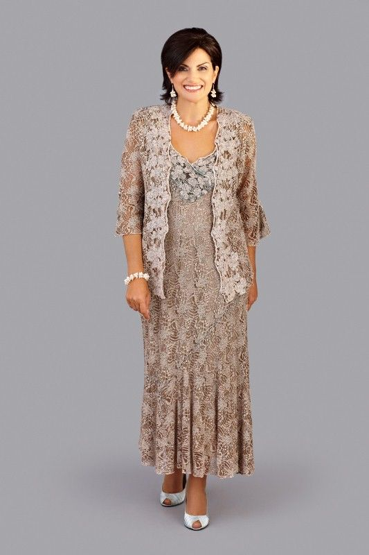 Large Size Mother of the Bride Dresses