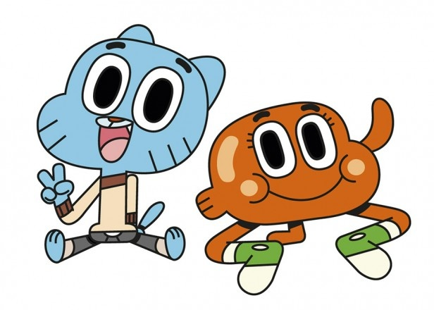 #Darwin #Gumbal #awog #cartoon #cute #DarwinGumbal #sweet ...