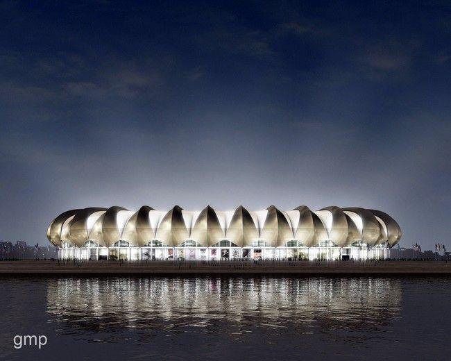 Nelson Mandela Bay Stadium, Nelson Mandela Bay Stadium Port Elizabeth - http://architectism.com/nelson-mandela-bay-stadium/