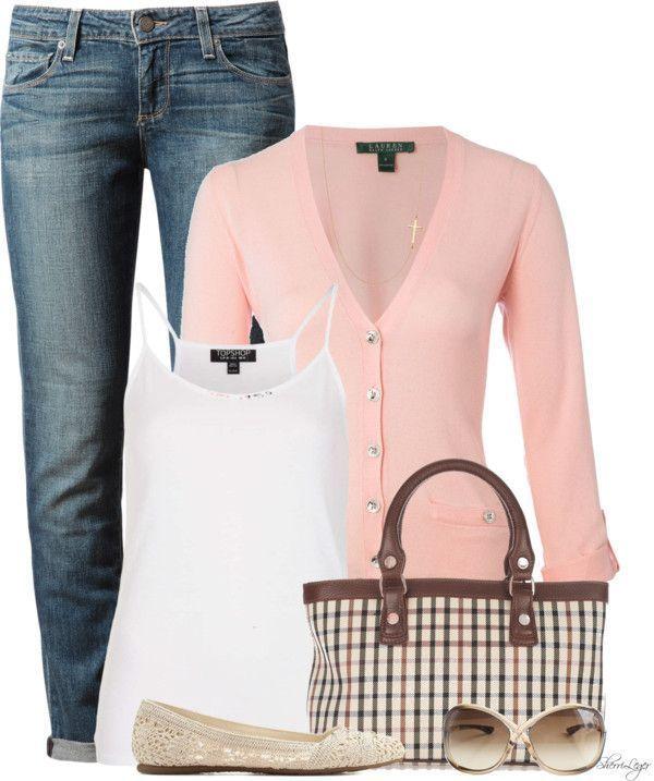 21 Outfits Elegantes para esta Primavera – Preciosos !
